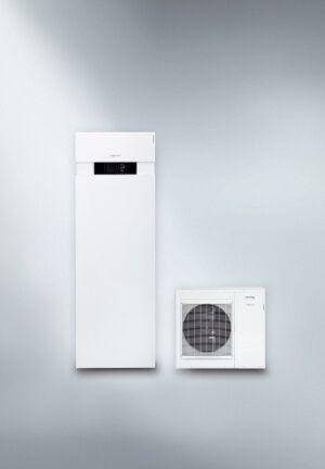 Luft-Wasser-Wärmepumpe (© Viesmann)